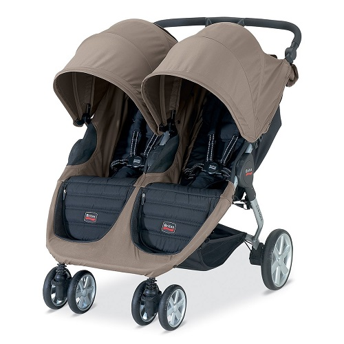 Britax B-Agile Double Stroller Review