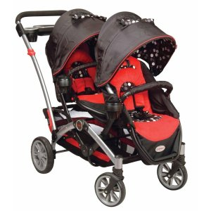 Contours Optima Tandem Stroller Review