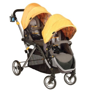 Contours Options LT Tandem Stroller Review