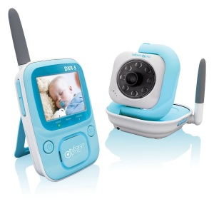 Infant Optics DXR-5 2.4 GHz Digital Video Baby Monitor Review