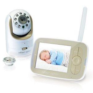 Infant Optics DXR-8 Baby Monitor Review