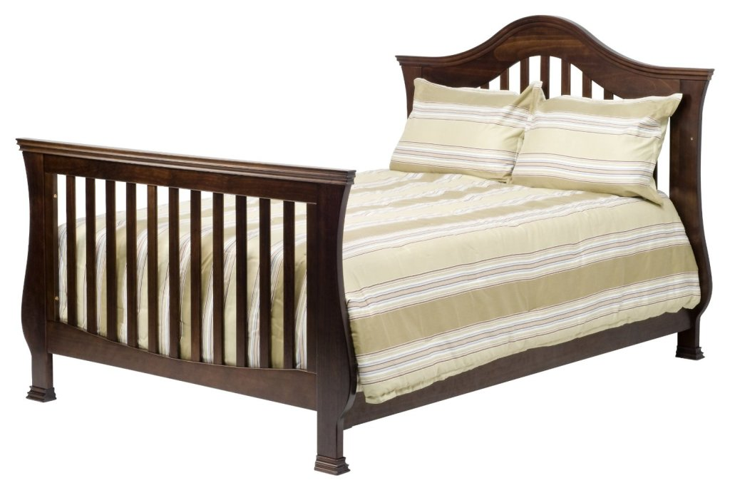 Million Dollar Baby Classic Ashbury bed
