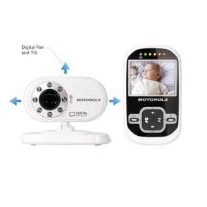 Motorola MBP26 Wireless 2.4 GHz Video Baby Monitor