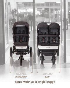 Mountain Buggy Duet Double Buggy Stroller