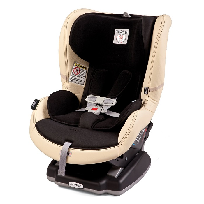 Peg Perego Convertible Premium Infant to Toddler Car Seat
