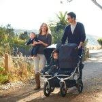 best double stroller reviews