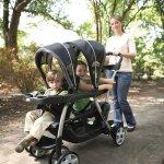 best tandem stroller reviews