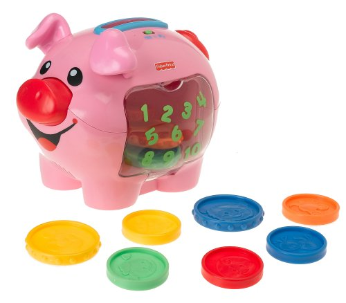 Fisher-Price Laugh and Learn - Learning Piggy Bank