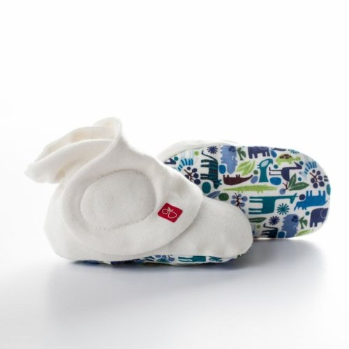 Goumikids Smart Stay-On Baby Booties