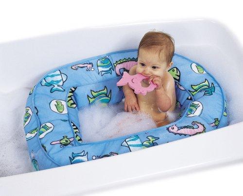 Leachco Bath N Bumper - Cushioned Bath Tub