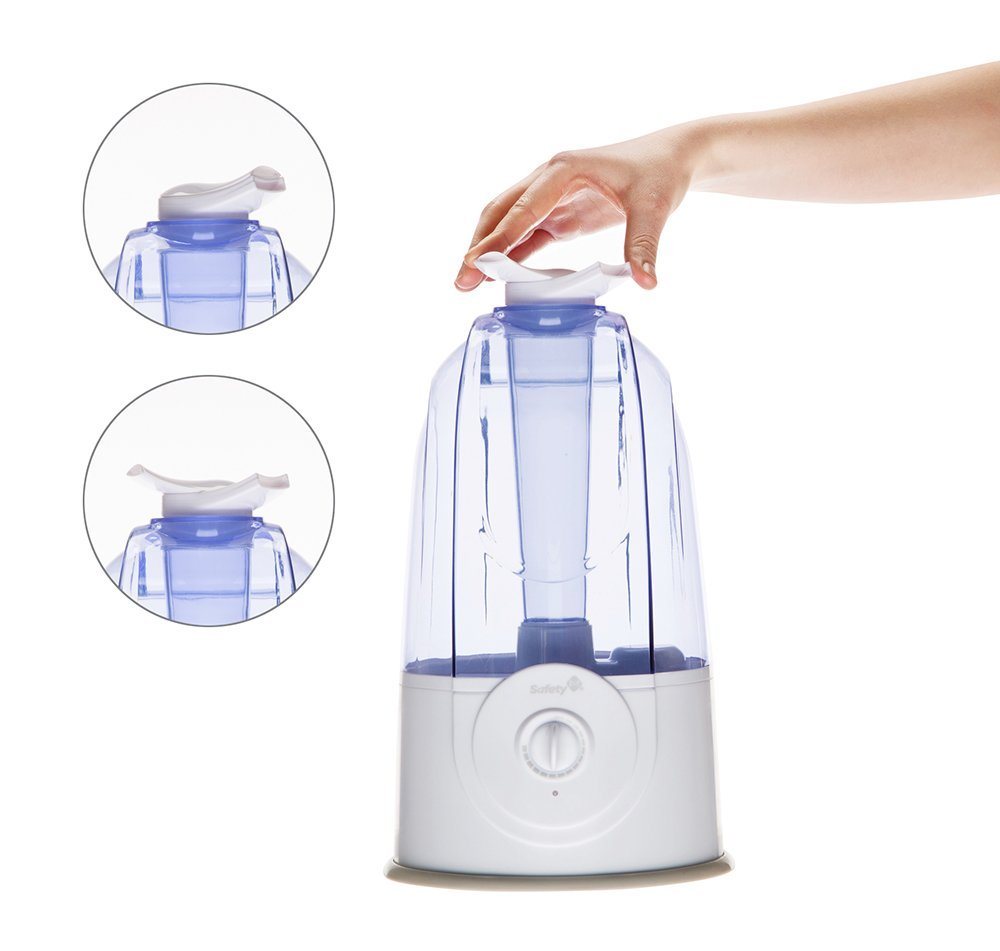 Safety 1st Ultrasonic 360 Humidifier1
