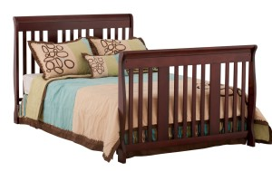 Stork Craft Portofino 4-in-1 Full Size Bed