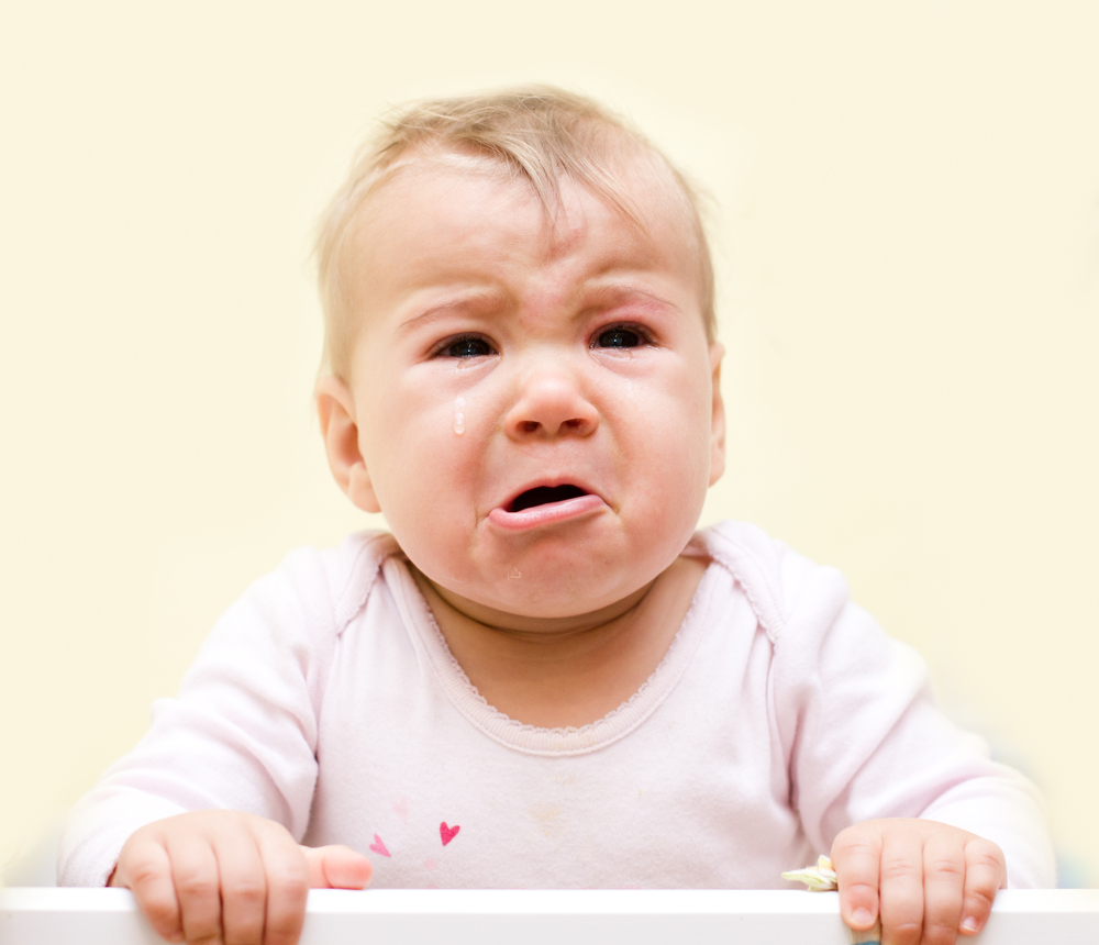 why babies cry