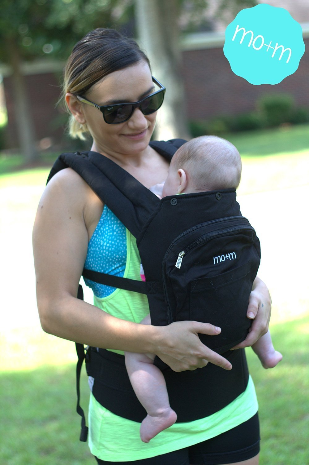 baby soft structured carrier