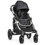 Baby Jogger City Select Silver Frame Stroller
