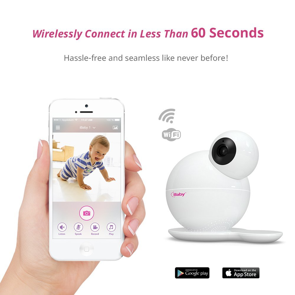 iBaby Monitor M6 review
