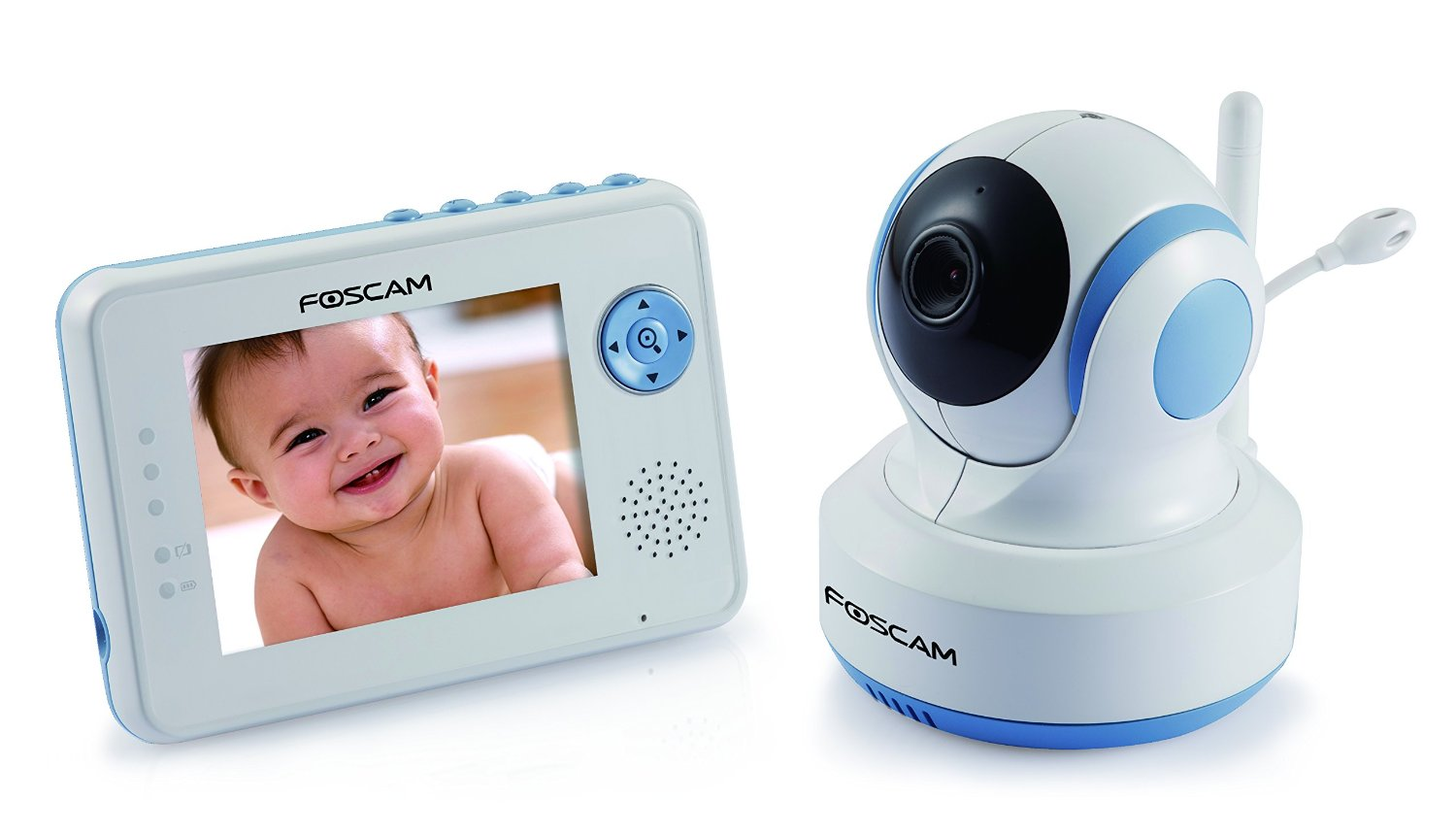 Foscam FBM3502 Digital Video Baby Monitor