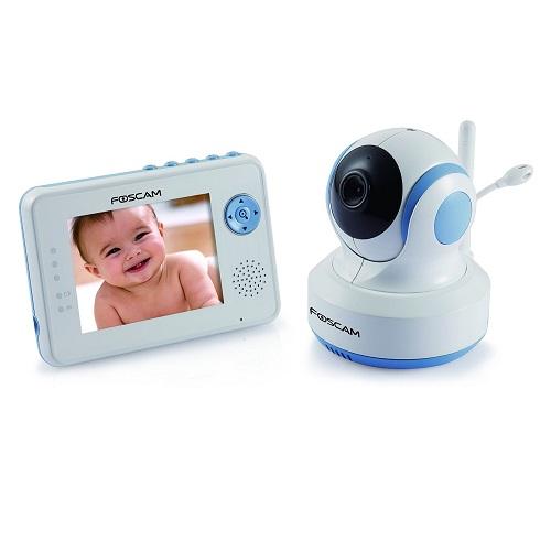 foscam fbm3502 digital video baby monitor review. Black Bedroom Furniture Sets. Home Design Ideas