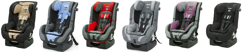RECARO ProRIDE color options