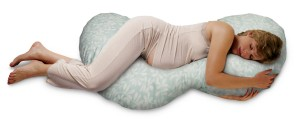 Boppy Slipcovered Body Pillow