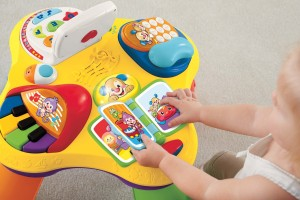 Fisher-Price Laugh & Learn Puppy & Friends Learning Table