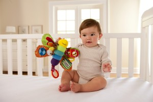 Lamaze Play and Grow baby