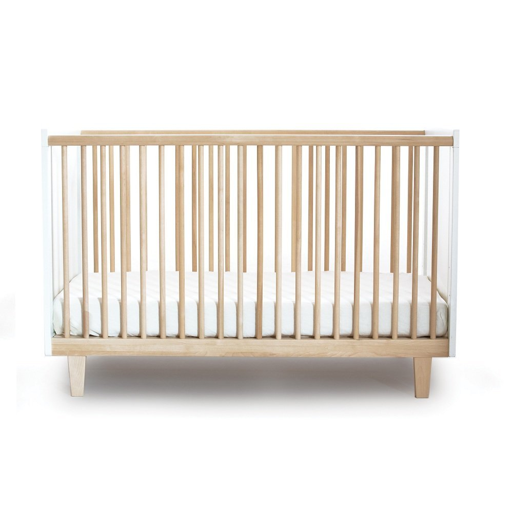Oeuf rhea crib review for Best value baby crib