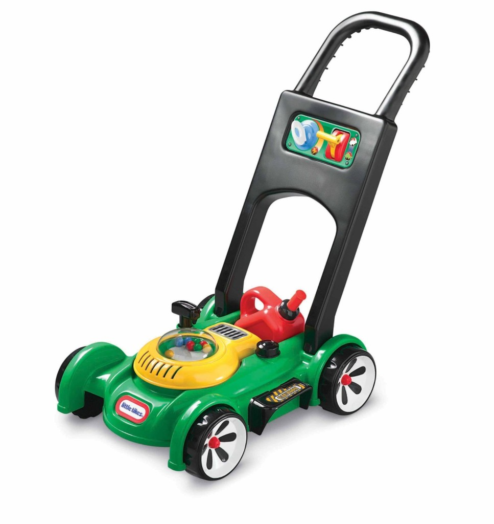 The Little Tikes Gas 'n' Go Mower