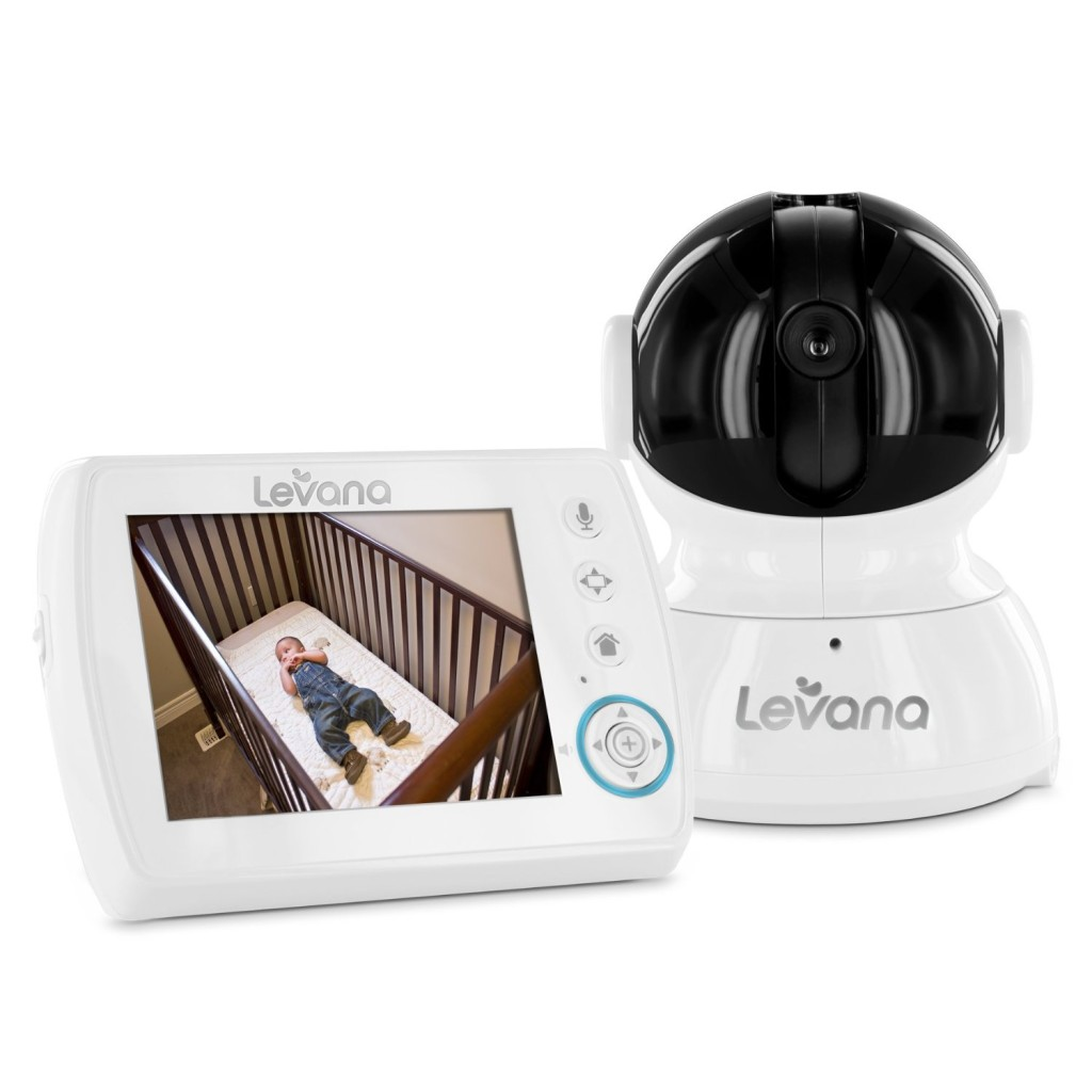 Levana Astra Digital Baby Video Monitor Review