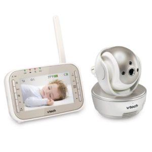VTech VM343 Safe & Sound Baby Monitor Review